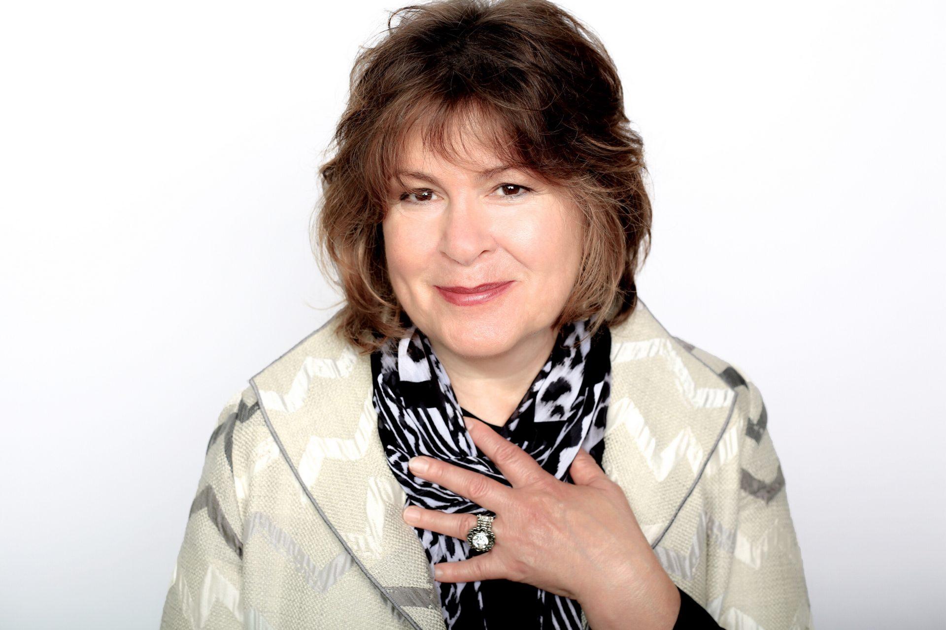 Word of Mouth: Nashville Conversations—Sally Schloss, Author + ESL Teacher