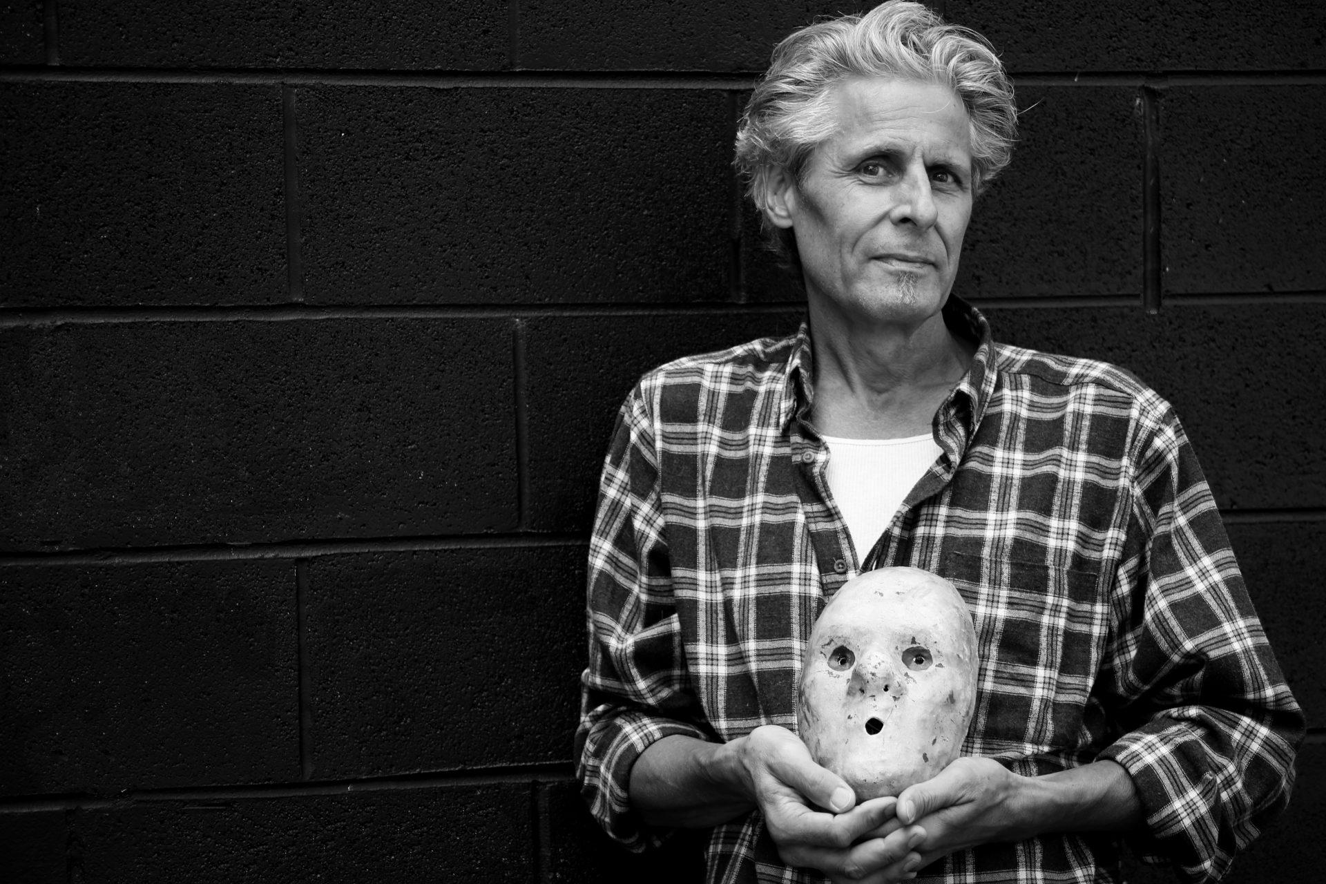 Richard Sturtridge: Visual Artist + Mask Maker