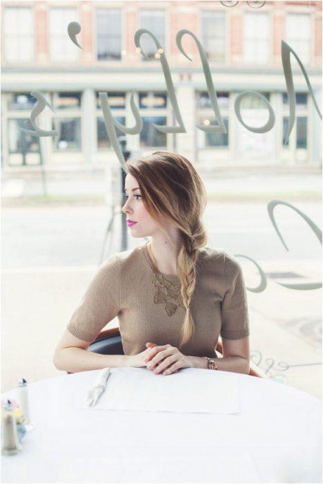 Audrey Rhodes: Stylist + Fashion Blogger + Former Police Officer