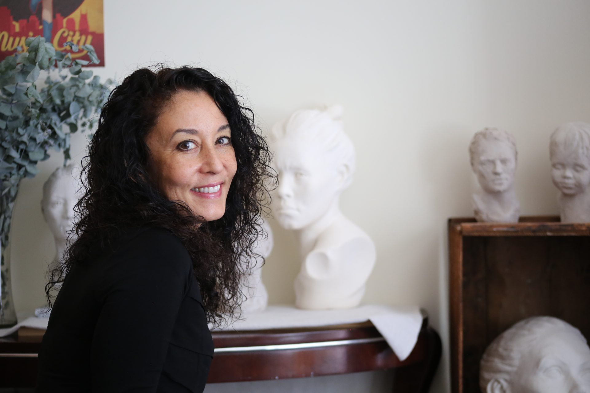 Word of Mouth: Nashville Conversations— Carolyn Boutwell, Sculptor
