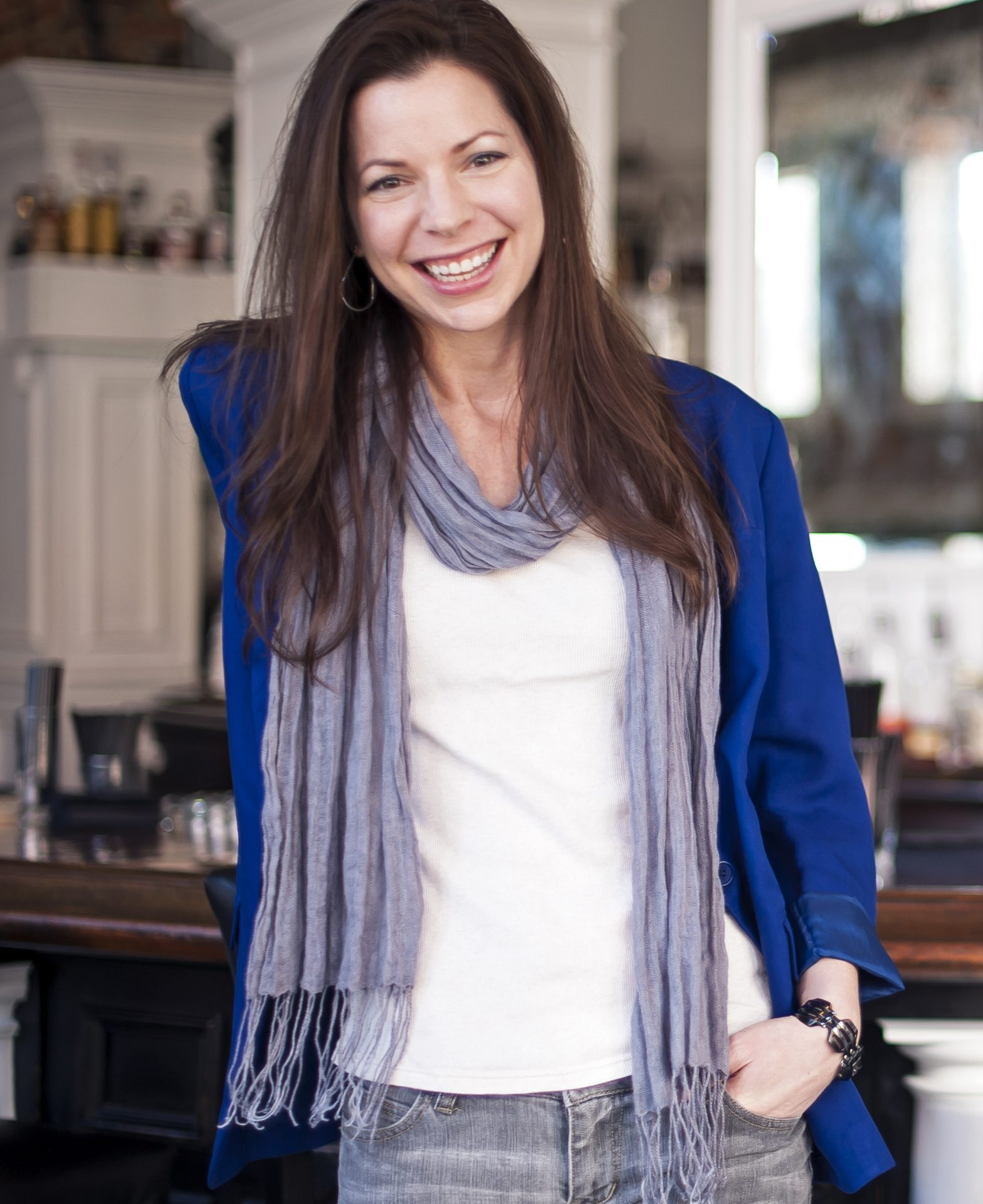 Word of Mouth: New York Conversations — Kate O'Neill, Speaker, Strategist + Author