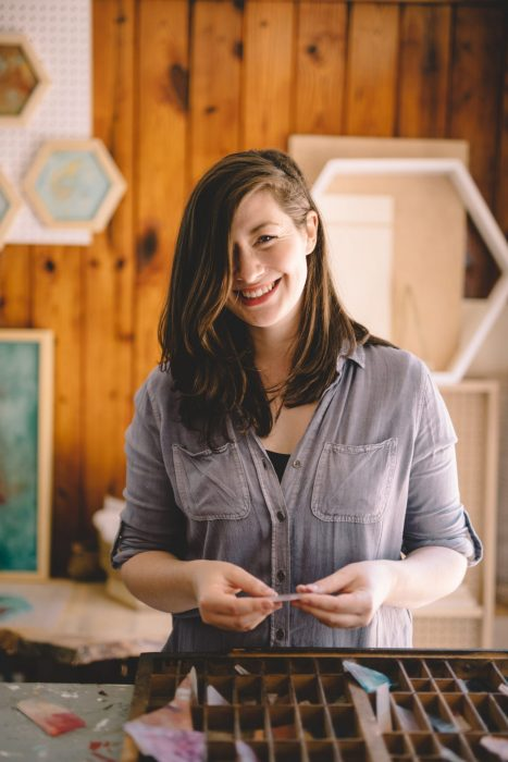 Word of Mouth: Nashville Conversations— Mary Mooney, Visual Artist + Designer