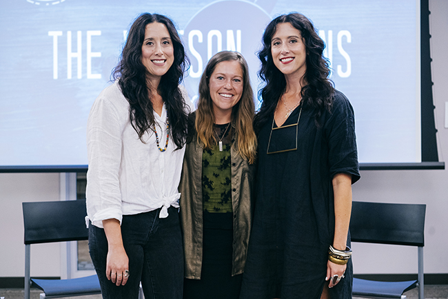 A Look Back at Sip It! Featuring Singer/Songwriters & The Cordelle Owners the Watson Twins