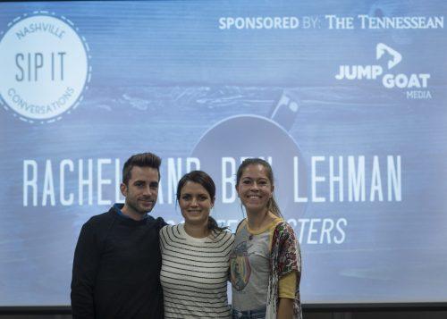 Last Sip It! Series with CREMA owners Ben and Rachel Lehman