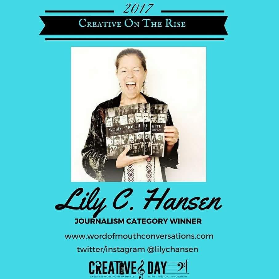 Creatives Day Winners!