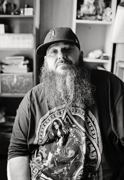 Word of Mouth: Nashville Conversations— Tre' Deuce Ronin, Nashville Quilt Project Painter