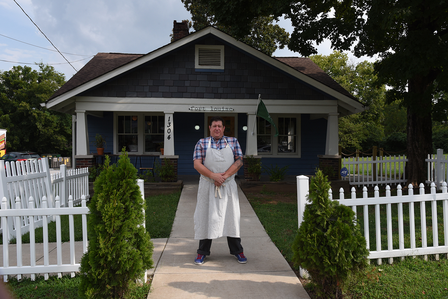 Word of Mouth: Nashville Conversations—Greg Biggers, Chef/Partner Fort Louise