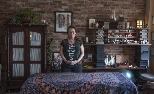 Word of Mouth: Nashville Conversations—Michelle Boucher, Massage Therapist and Herbalist