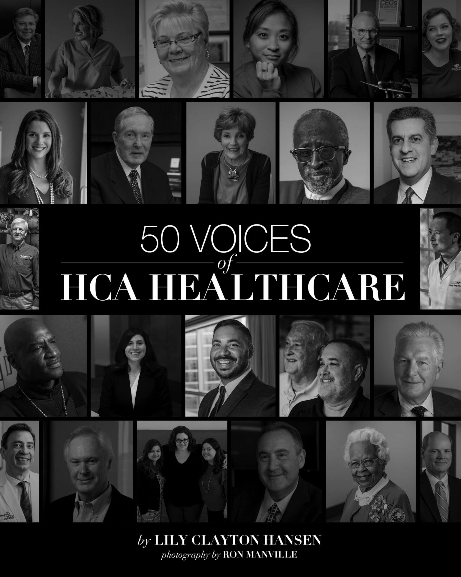 What It Was Like to Create HCA Healthcare's 50th Anniversary Book