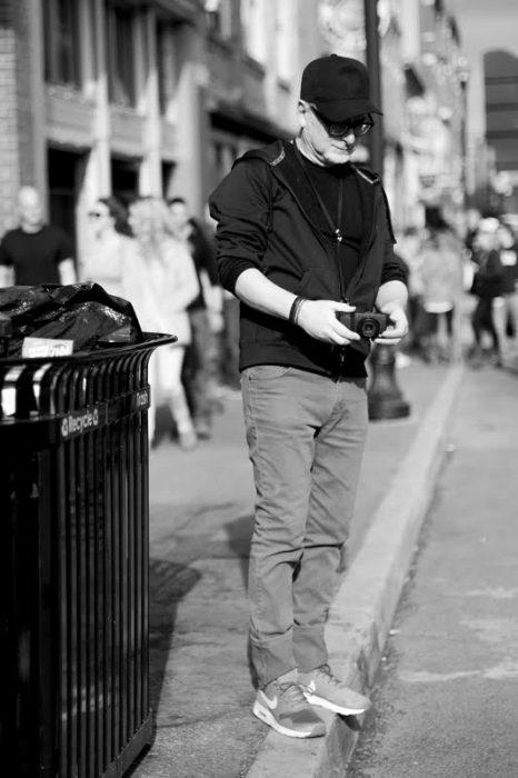 Word of Mouth: Nashville Conversations—Michael Ray Nott, Street Photographer & Art Director