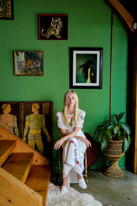 Word of Mouth: Nashville Conversations—Jen Auerbach, Clary Collection