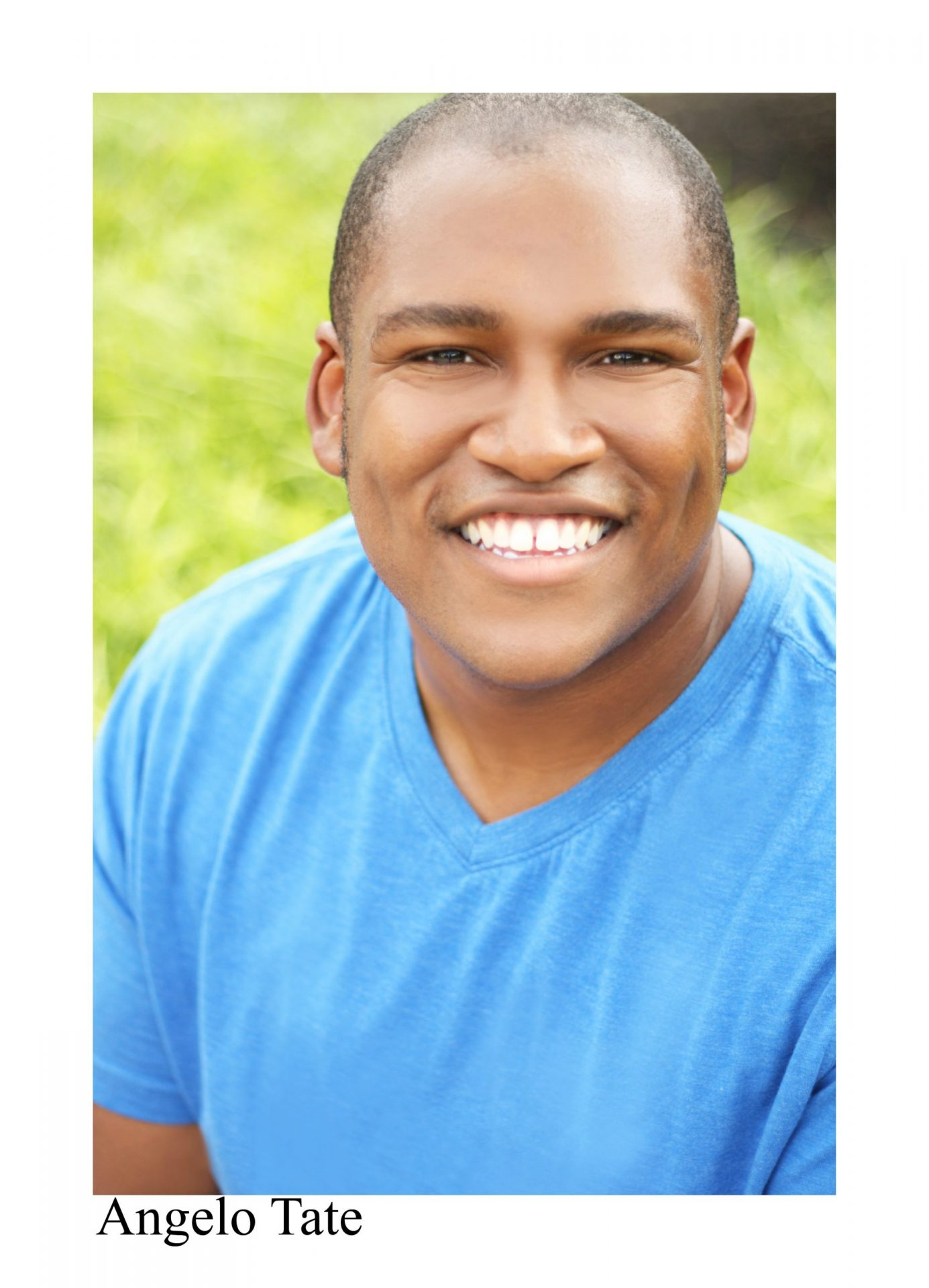 Word of Mouth: Nashville Conversations—Angelo Tate, Actor, Director & Writer