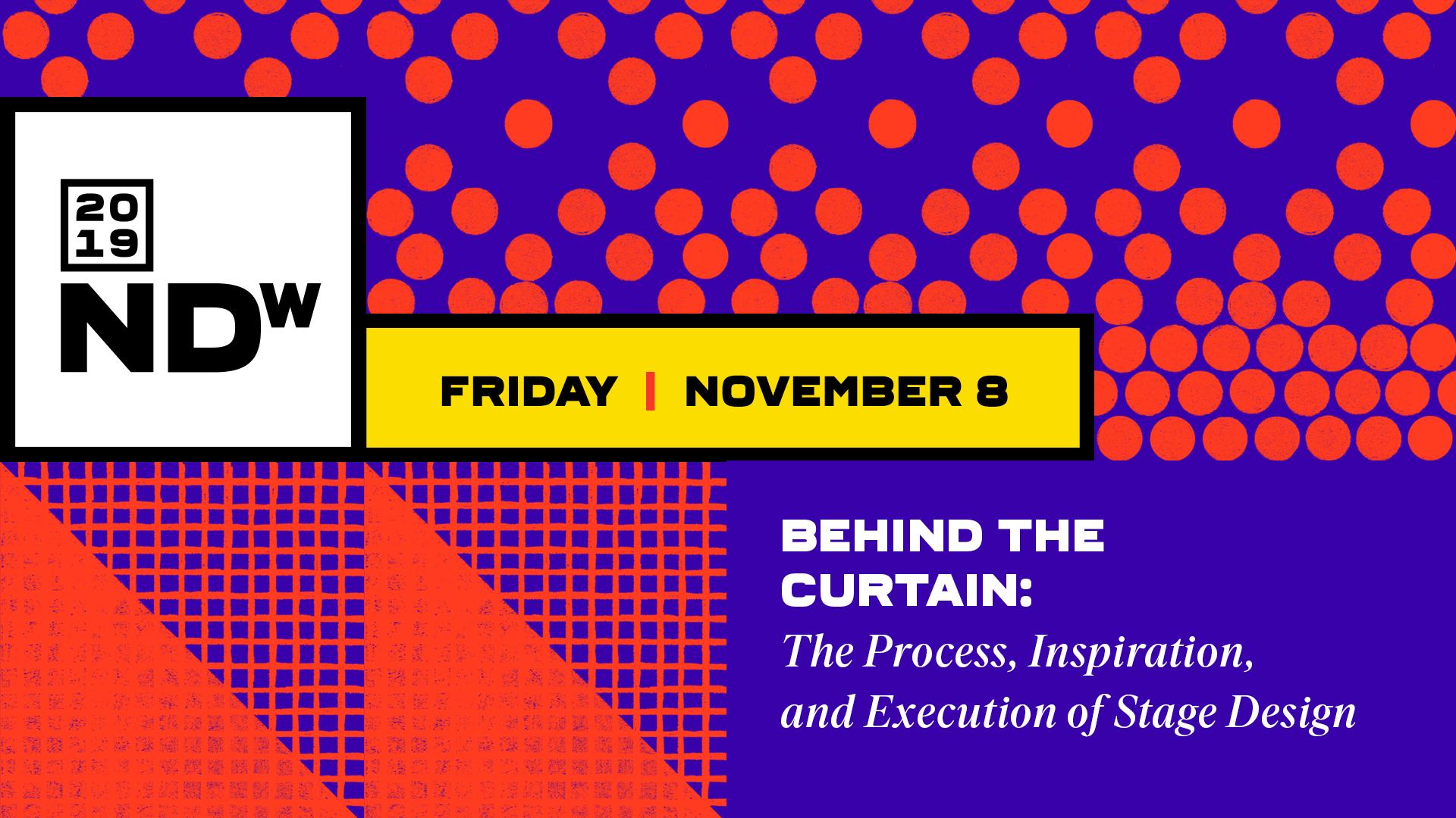 I am moderating a panel for Nashville Design Week!
