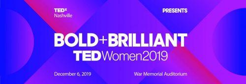 TEDxNashvilleWomen 2019