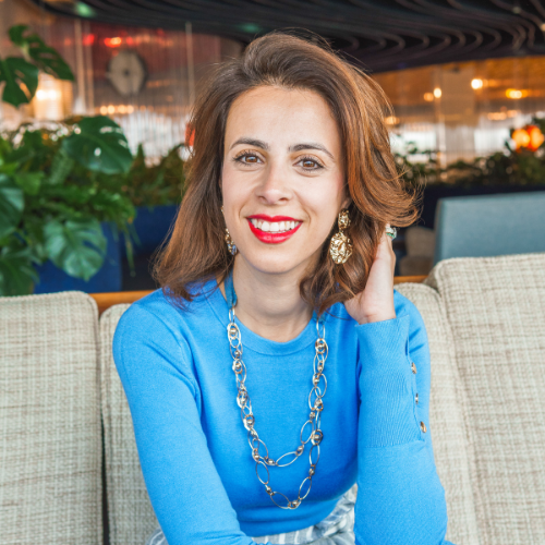 Word of Mouth: London Conversations—Rachida Benamar, Career & Life Coach